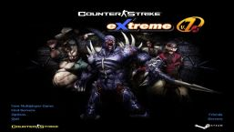 Скриншот Counter Strike 1.6 Extreme v.9