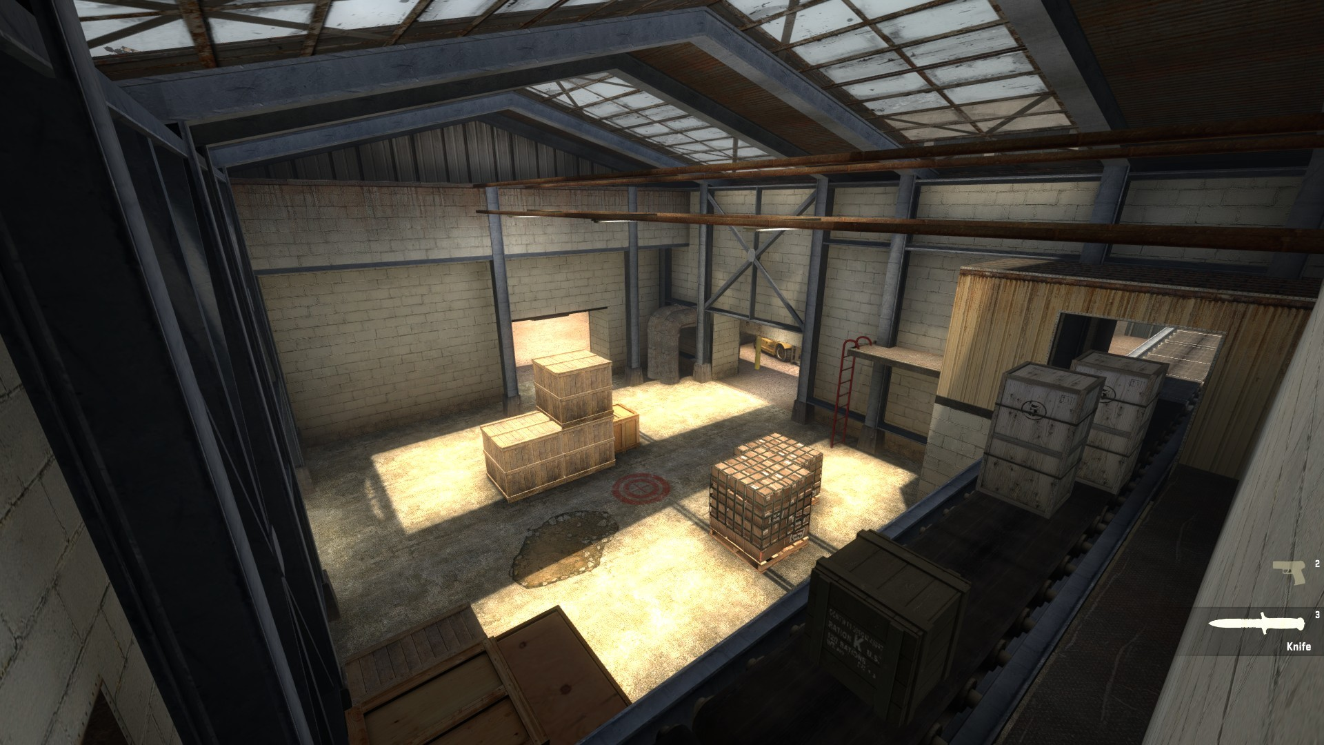 Скриншот de_warehouse_b1 [CS: GO]
