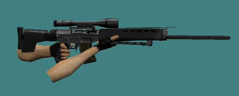 Скриншот SG550 on my draw animation