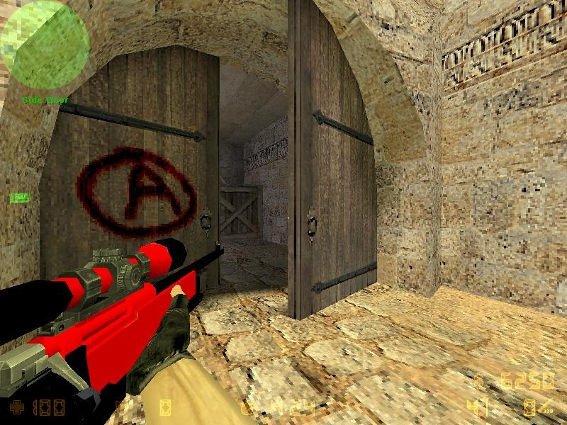 Скриншот Red And Black awp