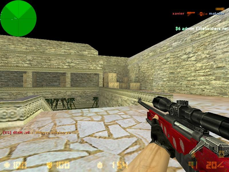 Скриншот Very Good Skin for your counter Strike