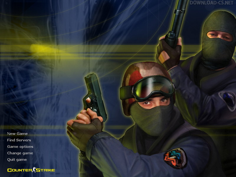 Скриншот Counter Strike 1.6: Original
