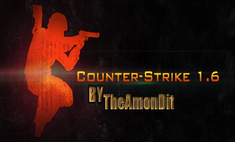 Скриншот Counter Strike 1.6: The Amondit