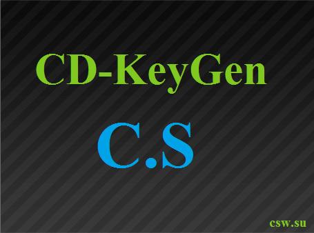 Рабочий CD-KeyGen для CS 1.6 Инструкция 1. Запустите файл CS1.6 CDkey
