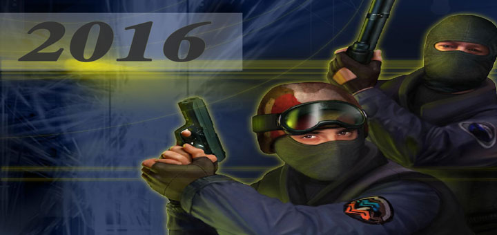 Counter-Strike 1.6 2016