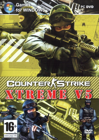 Counter-Strike 1.6 Extreme v.5