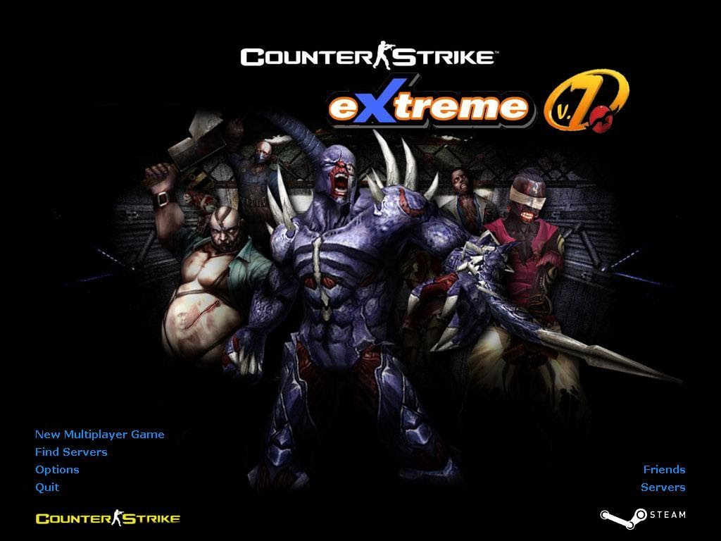 Counter-Strike 1.6 Extreme v.7